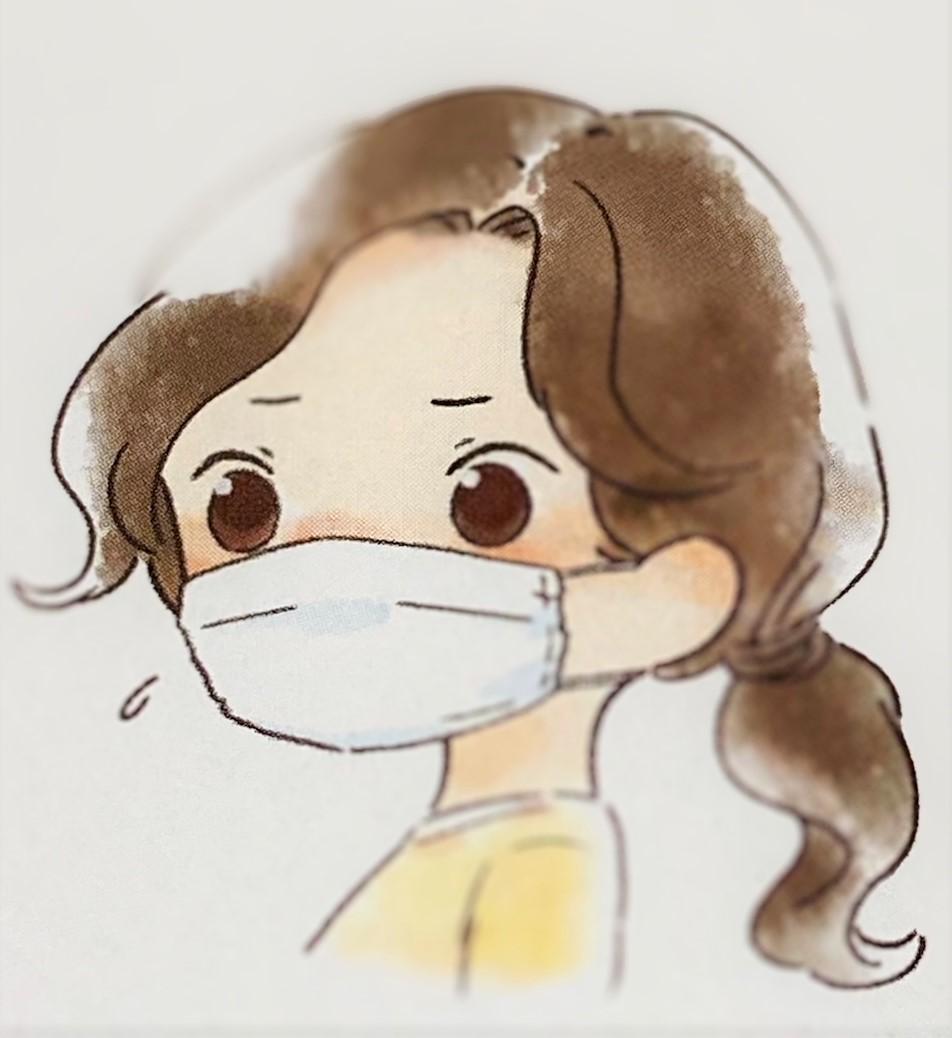 「保護化粧」をしてマスクによる肌アレを防ぎましょう