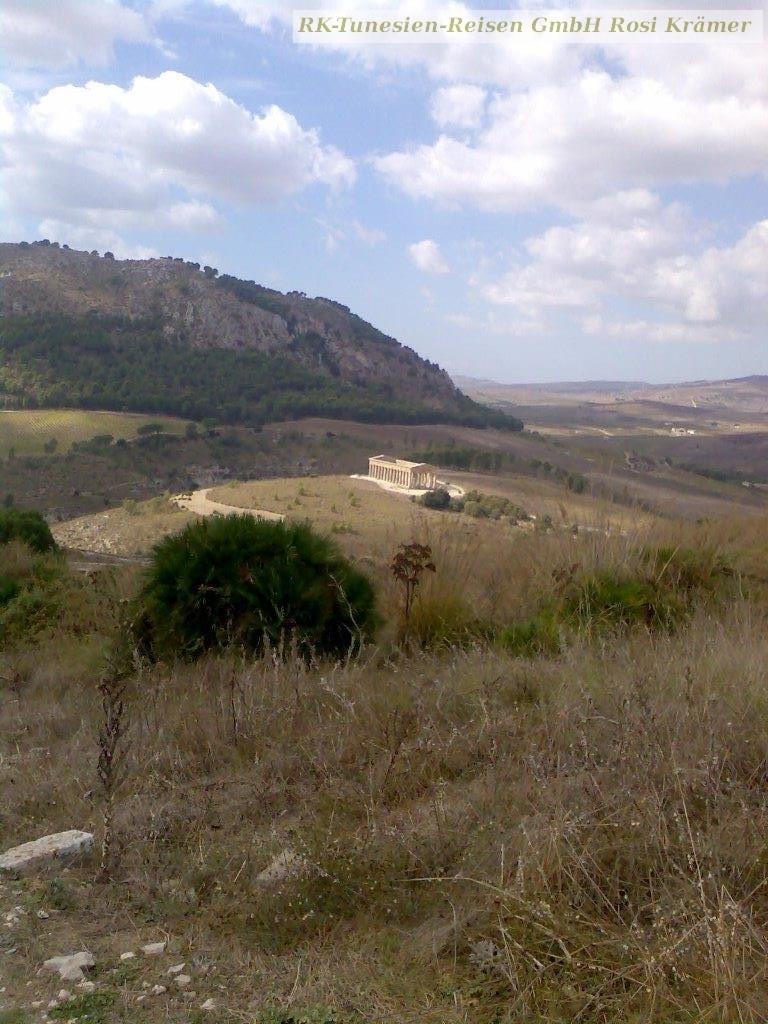 Antikes Segesta