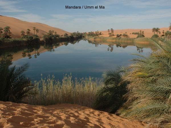Mandara Libyen