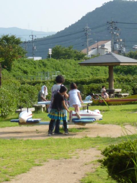 和気鵜飼谷交通公園(車で5分くらい)