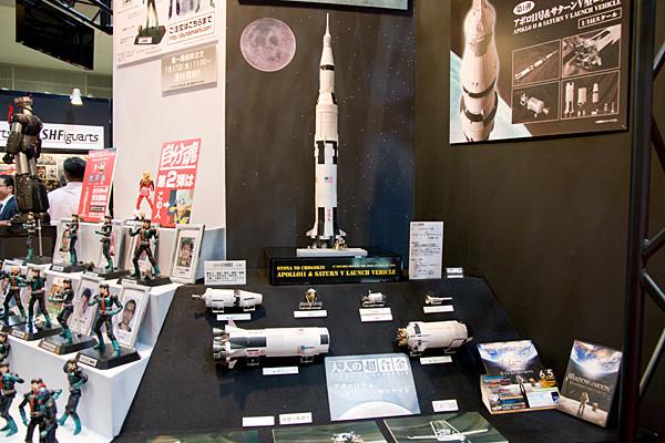 アポロ11号 1/144 気になる存在!