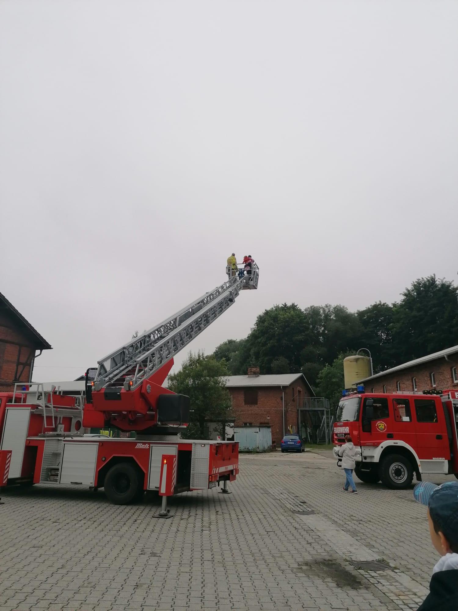 Ferientag 7: Feuerwehrmuseum im Ortsteil Ebersbach