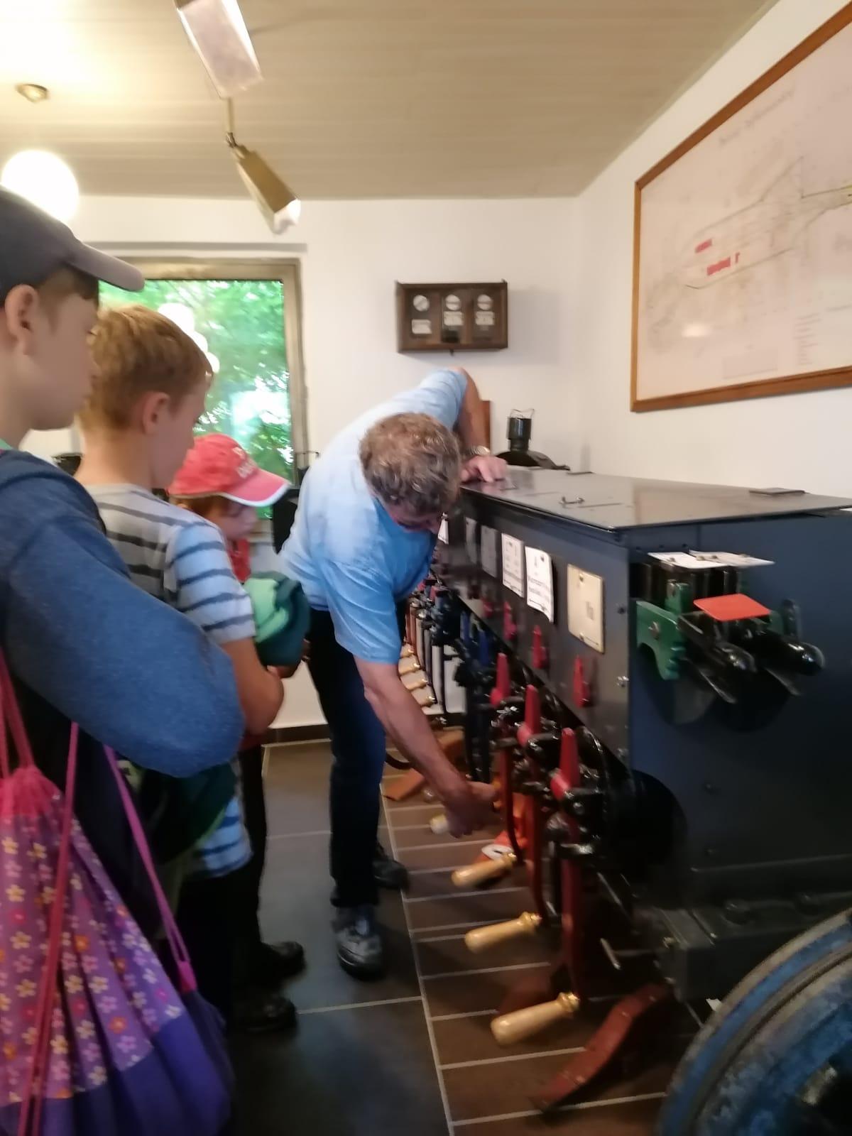 Ferientag 3: Eisenbahnmuseum Seifhennersdorf