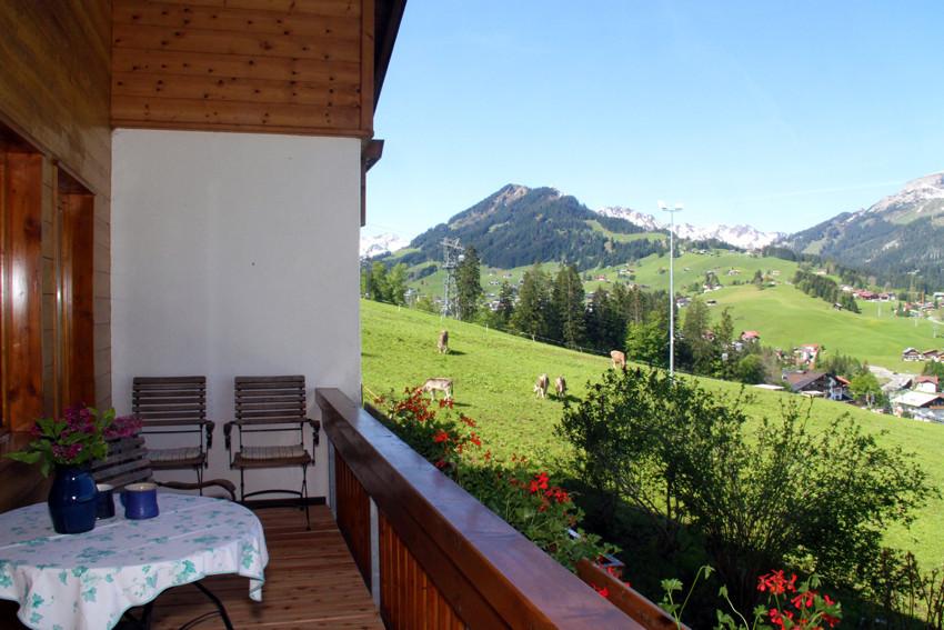 Ferienwohnung Kanzelwand – Ferienhaus Kanzelwand