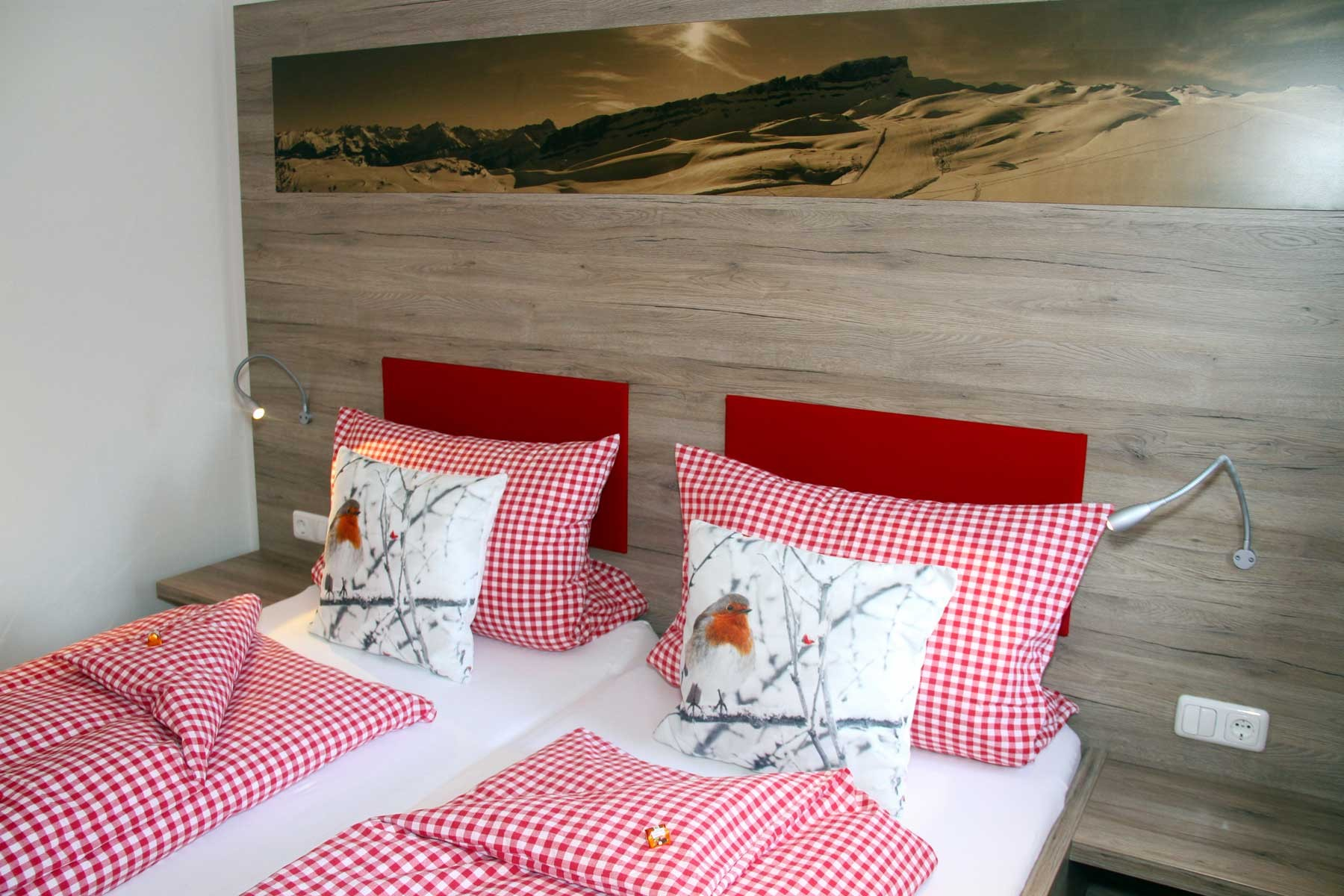 Ferienwohnung Ifen –Ferienhaus Kanzelwand