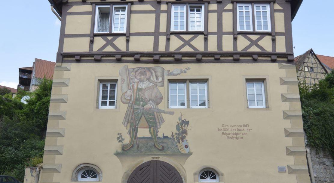 Gochsheim Scharfrichterhaus