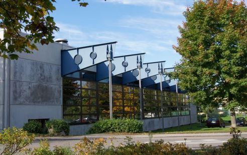 Mehrzweckhalle Unteröwisheim