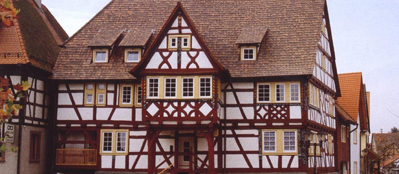 Münzesheim Alte Schmiede