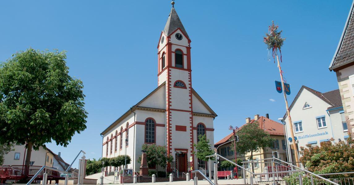 Unteröwisheim Kirche