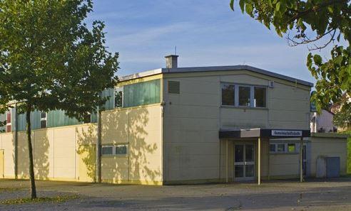 Mehrzweckhalle Neuenbürg