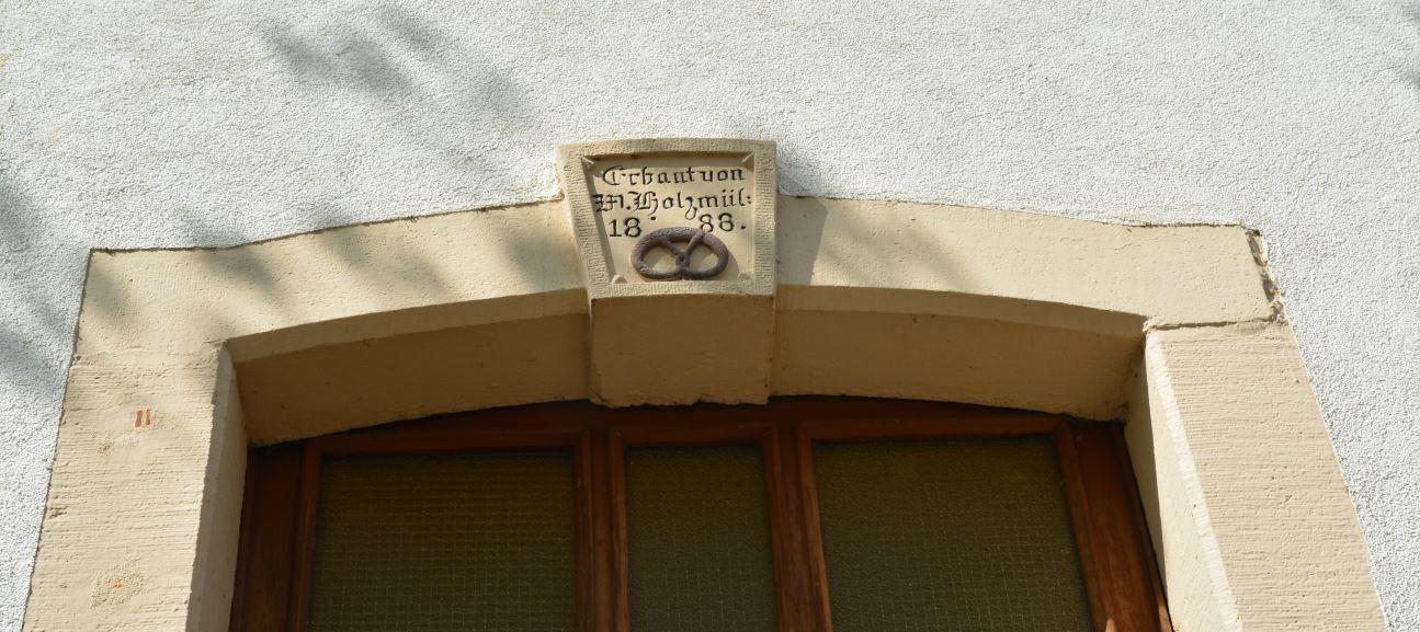 Oberöwisheim Zirkus Holzmüller Haus