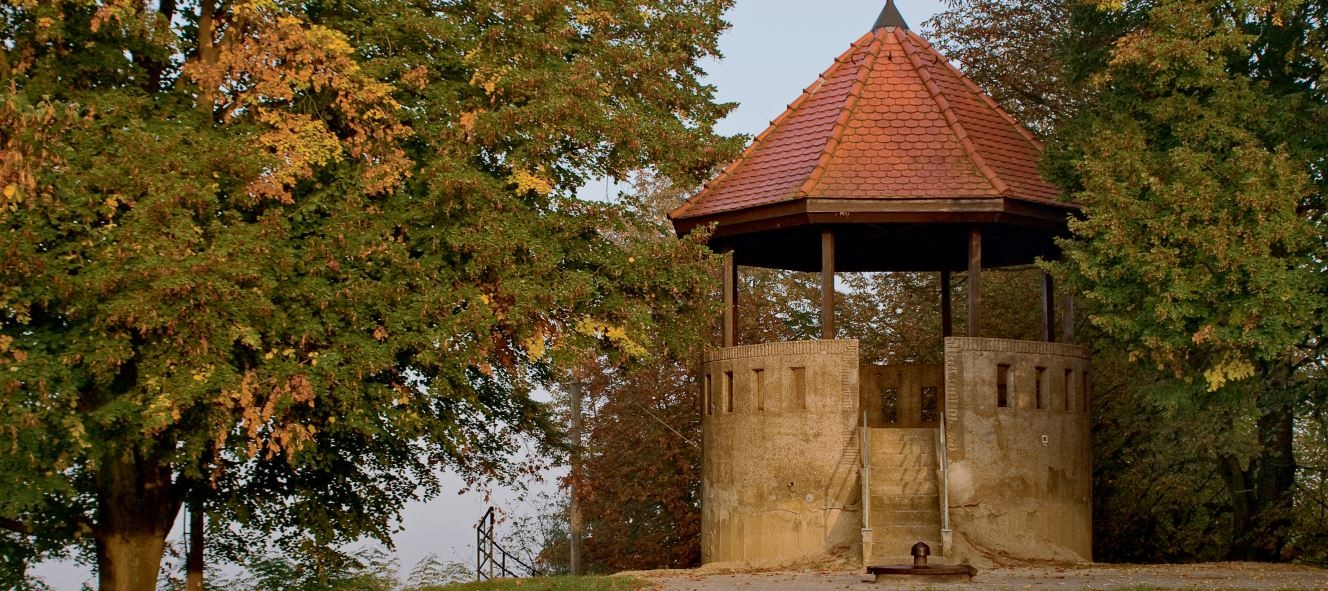 Menzingen Wasserturm