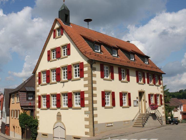 Unteröwisheim Rathaus