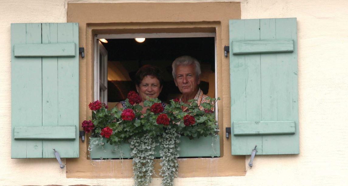 Roswitha und Reinhold Müller
