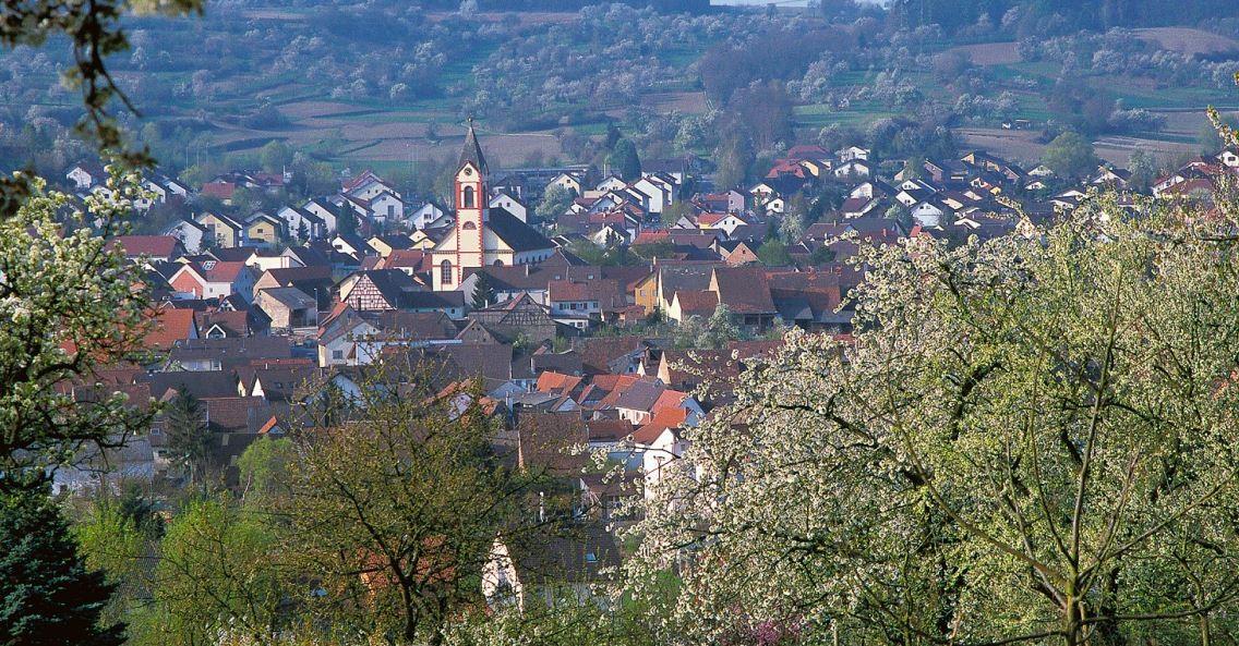 Unteröwisheim Fernansicht