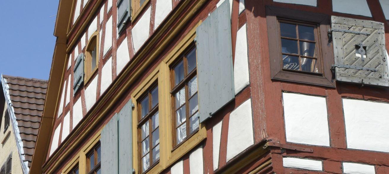 Gochsheim Fachwerkfenster