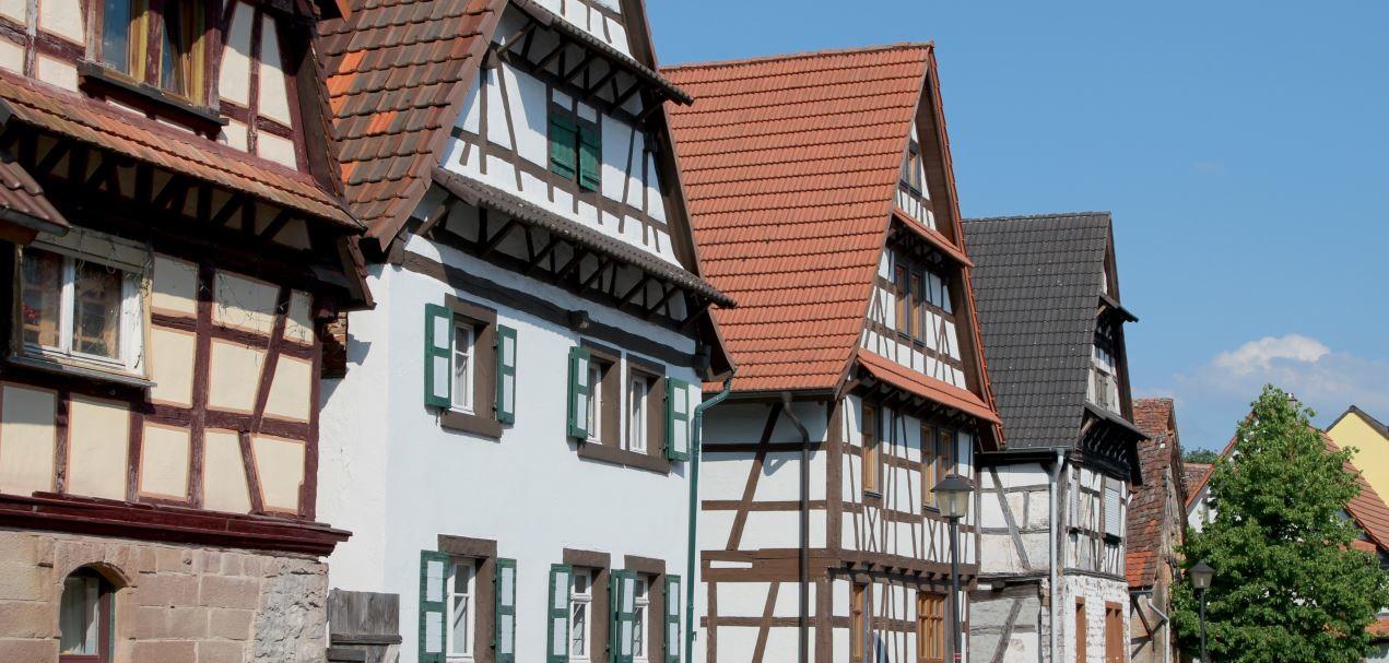 Münzesheim Fachwerkstraße