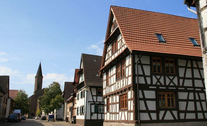 Münzesheim Hörrle Haus