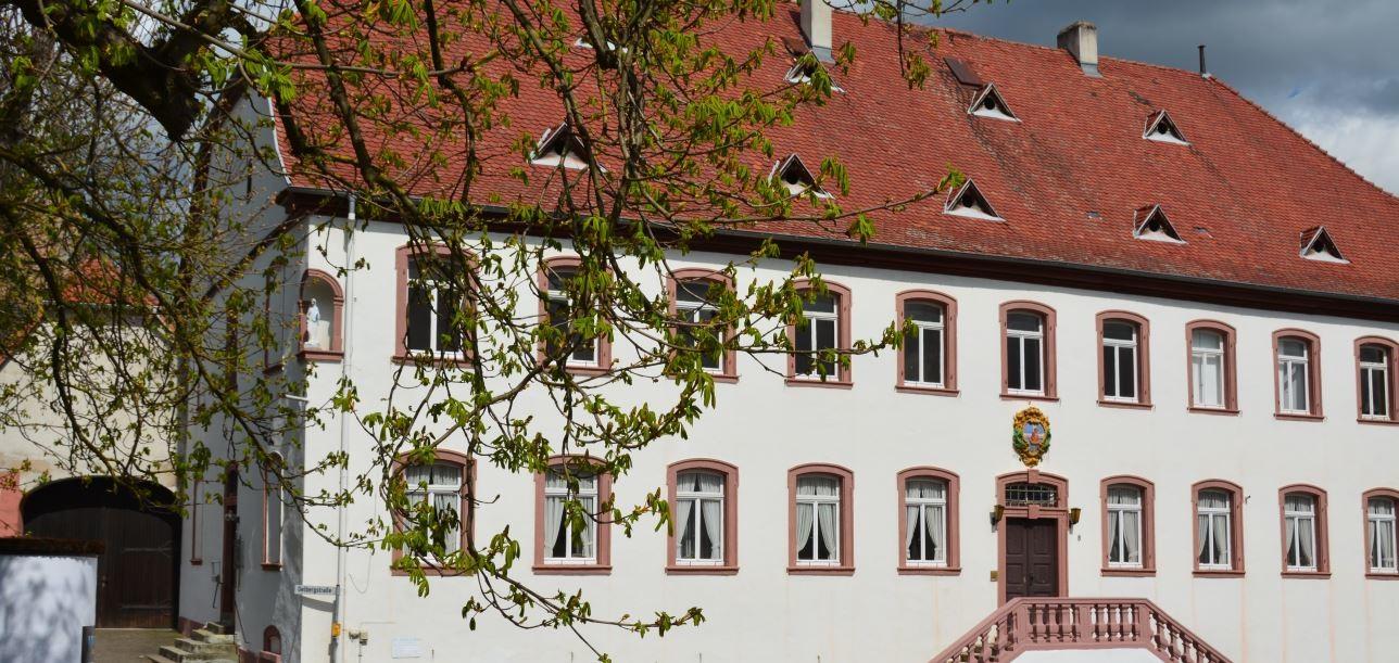 Oberöwisheim Speyerische Amtshof