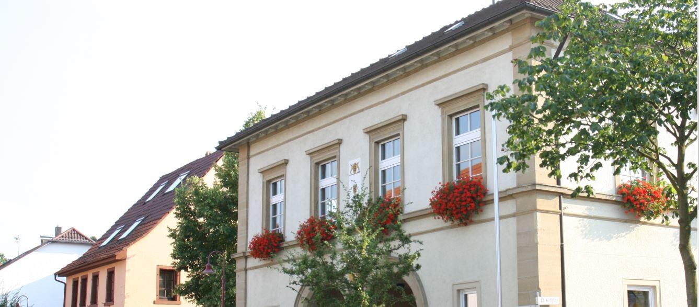 Oberacker ehemaliges Rathaus