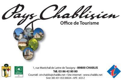 Office de Tourisme Chablis