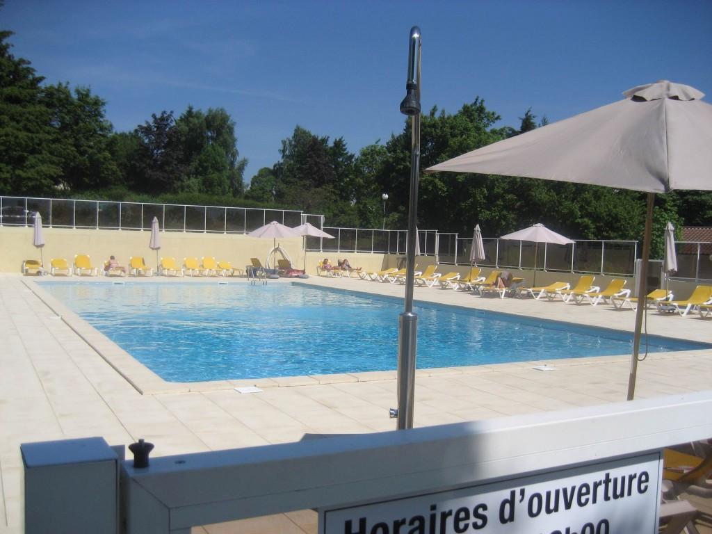 Zwembad verwarmd mei - oktober
