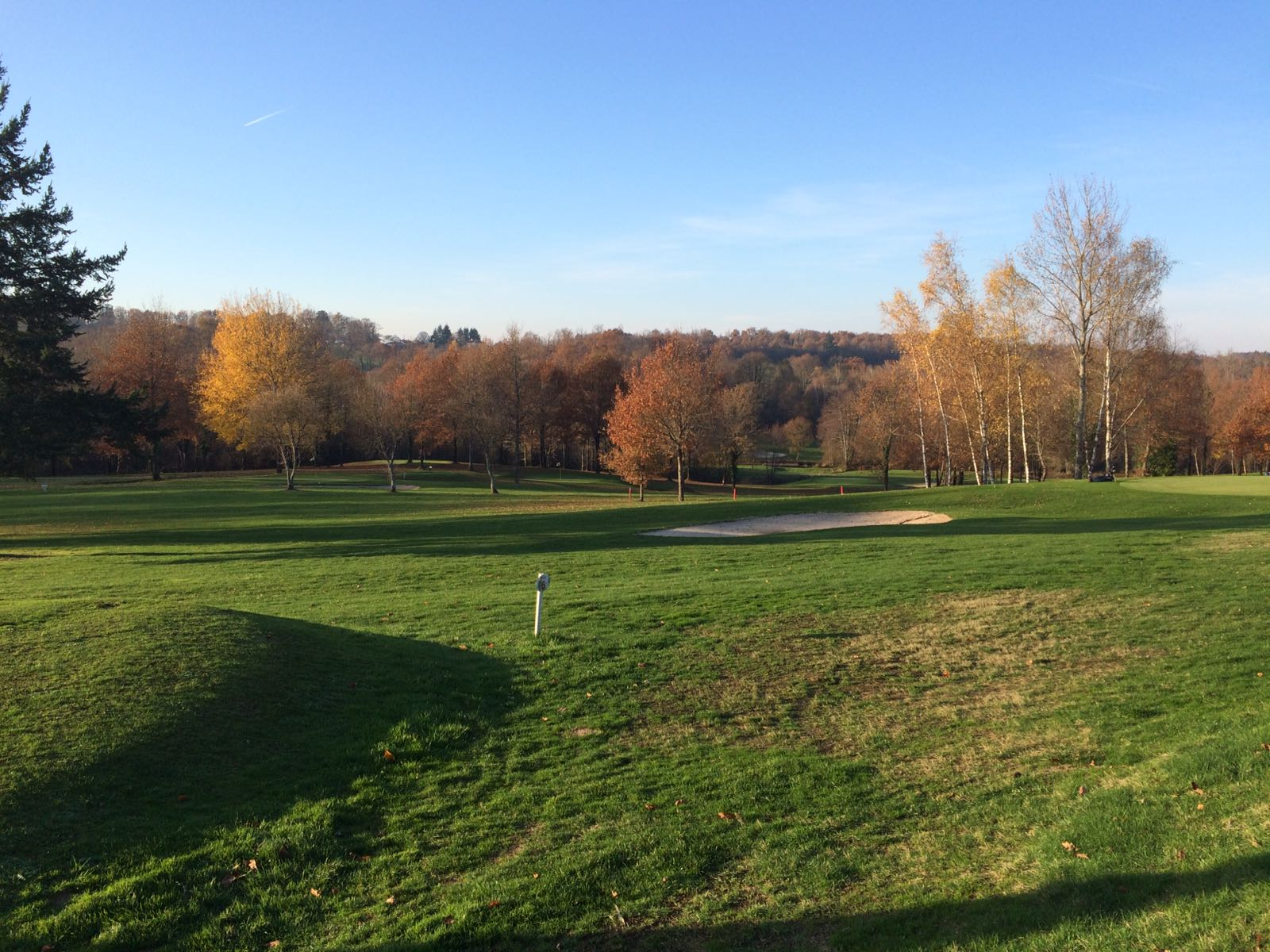 18 holes Pitch and Putt