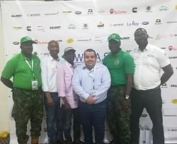 Nuestro técnico Domingo Gallego en Nigeria