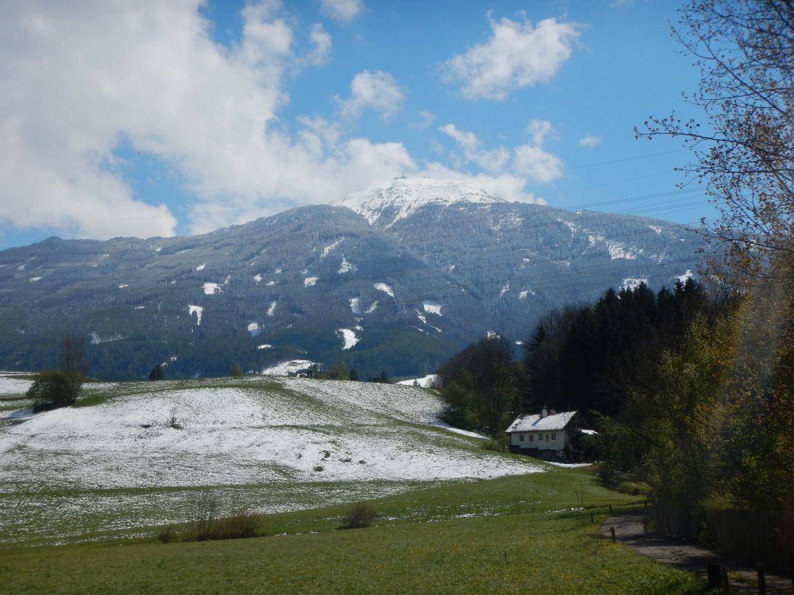 Innsbruck Alpine - Richtung Adrans