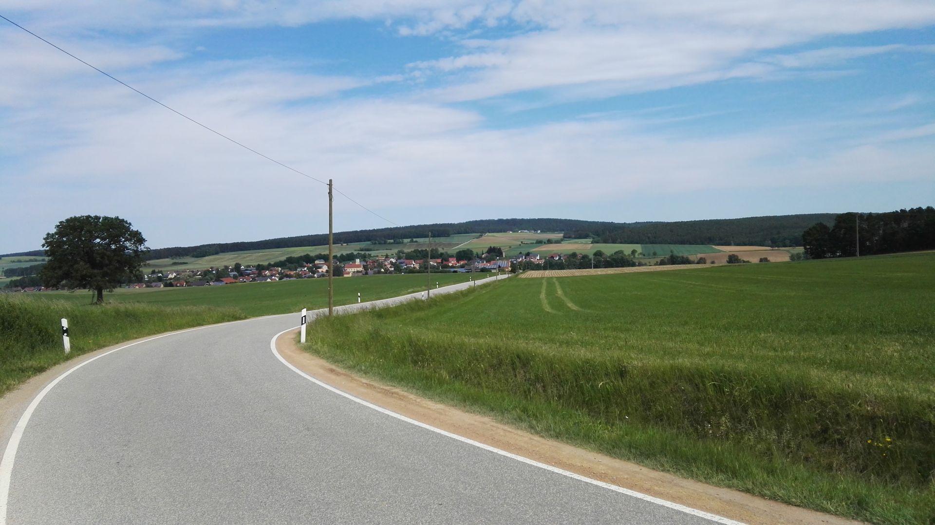 Haselbach und der Pittersberg