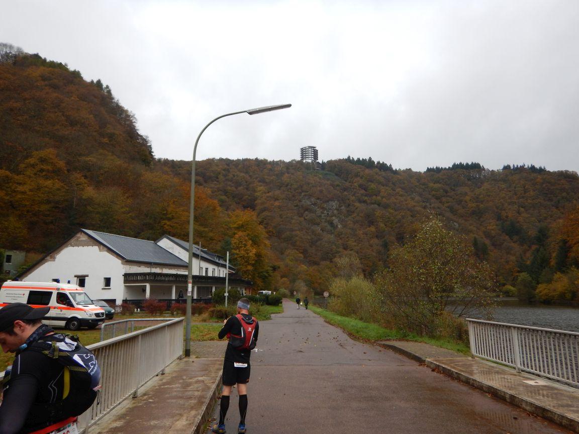 Saarschleifetrail - Unten an der Saar
