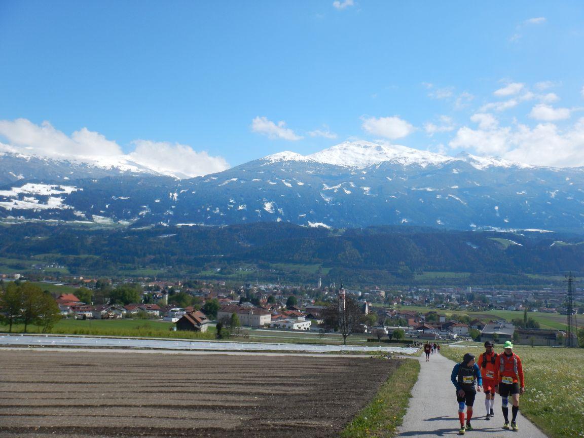 """Innsbruck Alpine - Stubaier Alpen und """"Hall"""""""