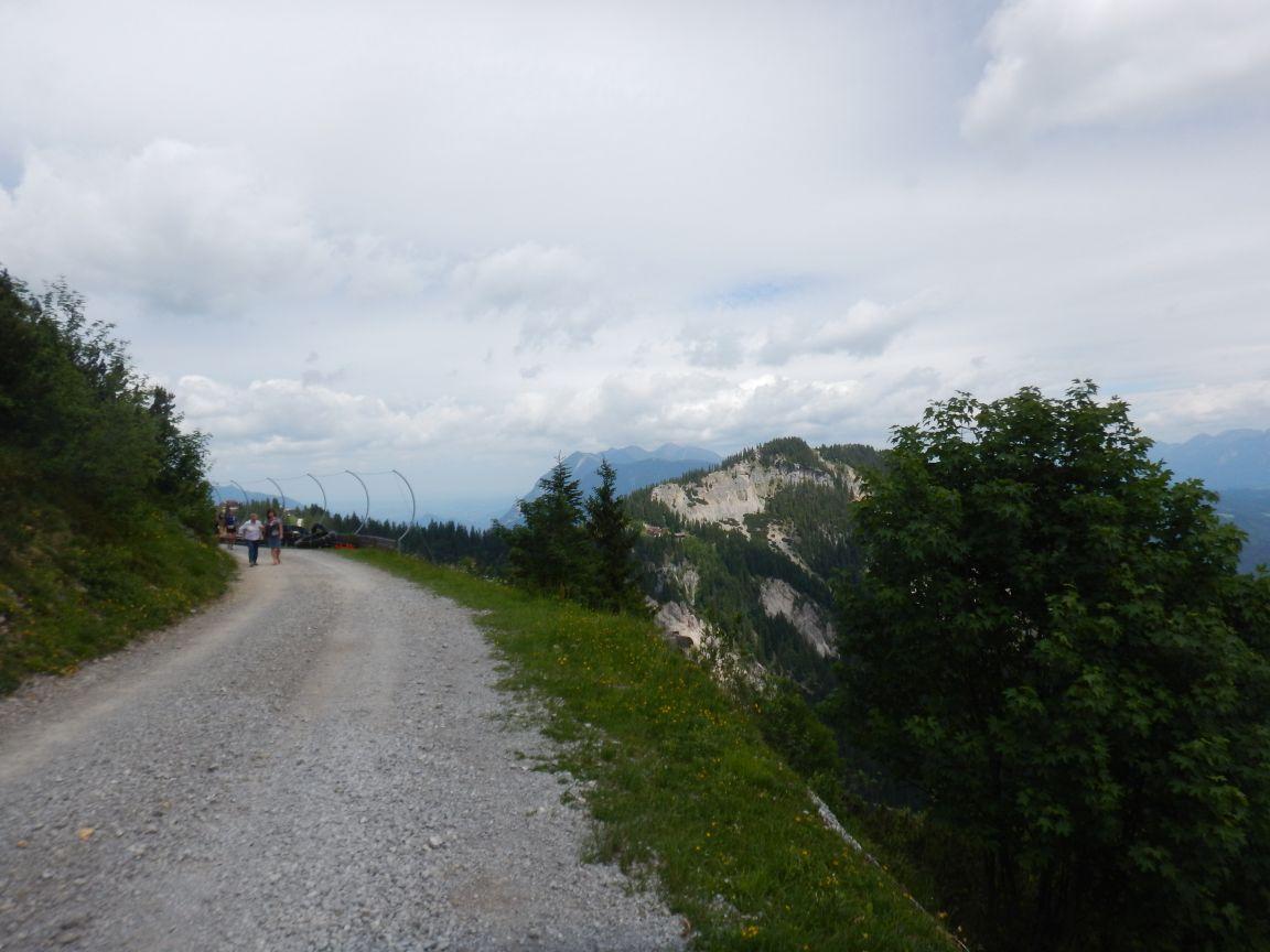 Zugspitz Ultratrail - weiter Richtung Osterfelder