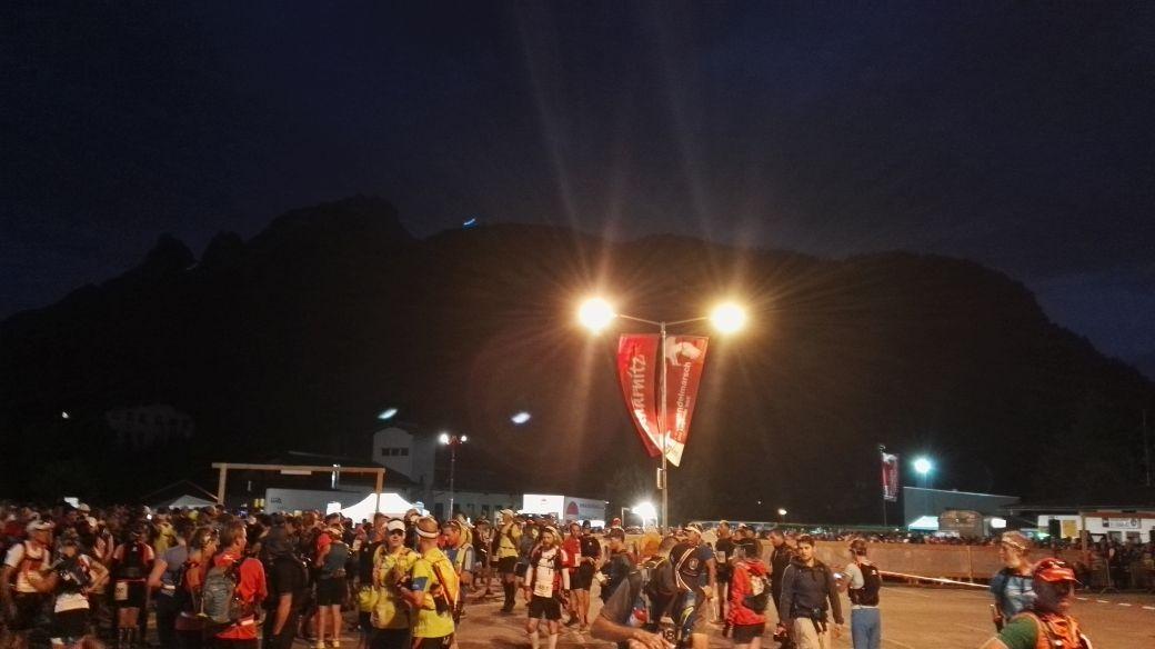 Karwendelmarsch 2017 - Vorm Start