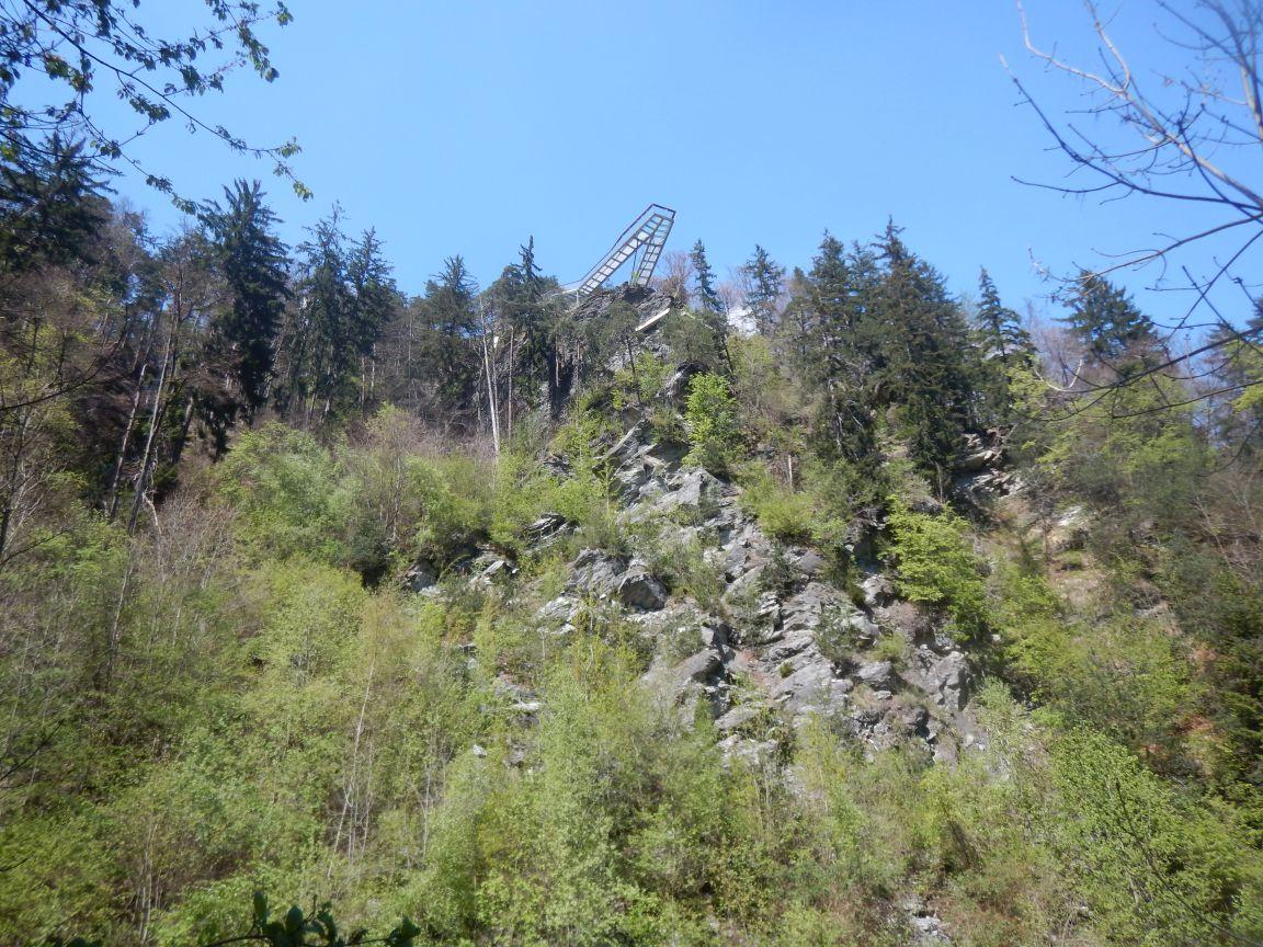 Innsbruck Alpine - Sillschlucht