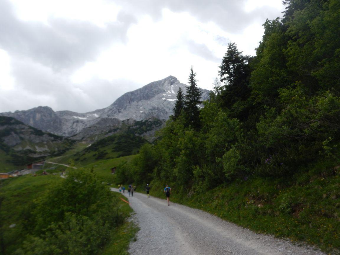 """Zugspitz Ultratrail - Die """"Alpspitze"""""""