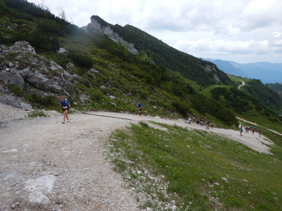 Zugspitz Ultratrail - Aussicht
