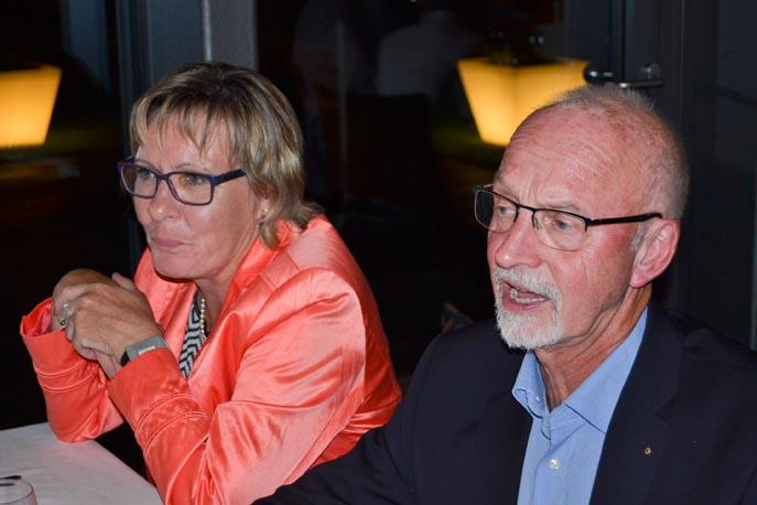 Margret und Heinrich Helmer