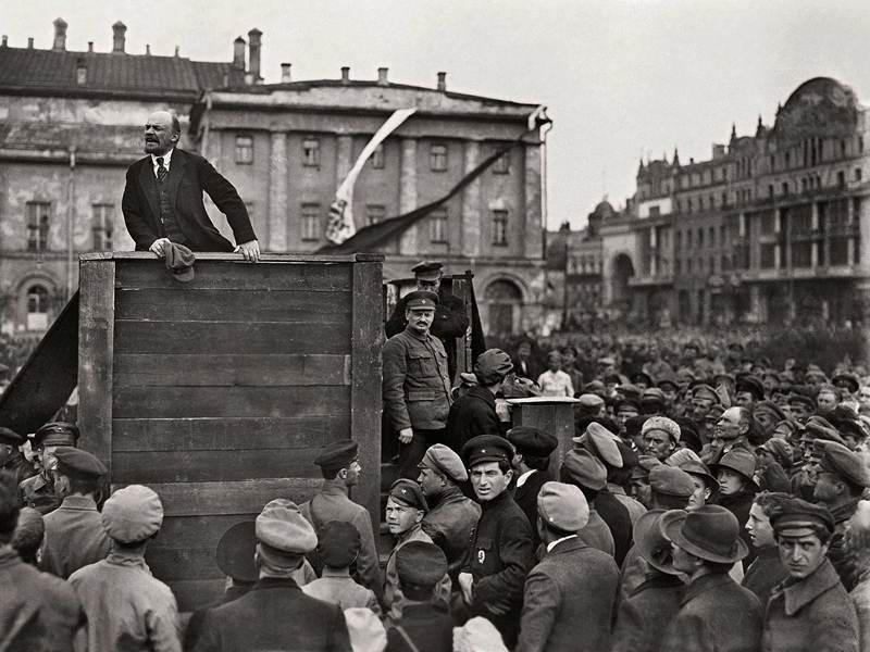 Oktoberrevolutie 1917