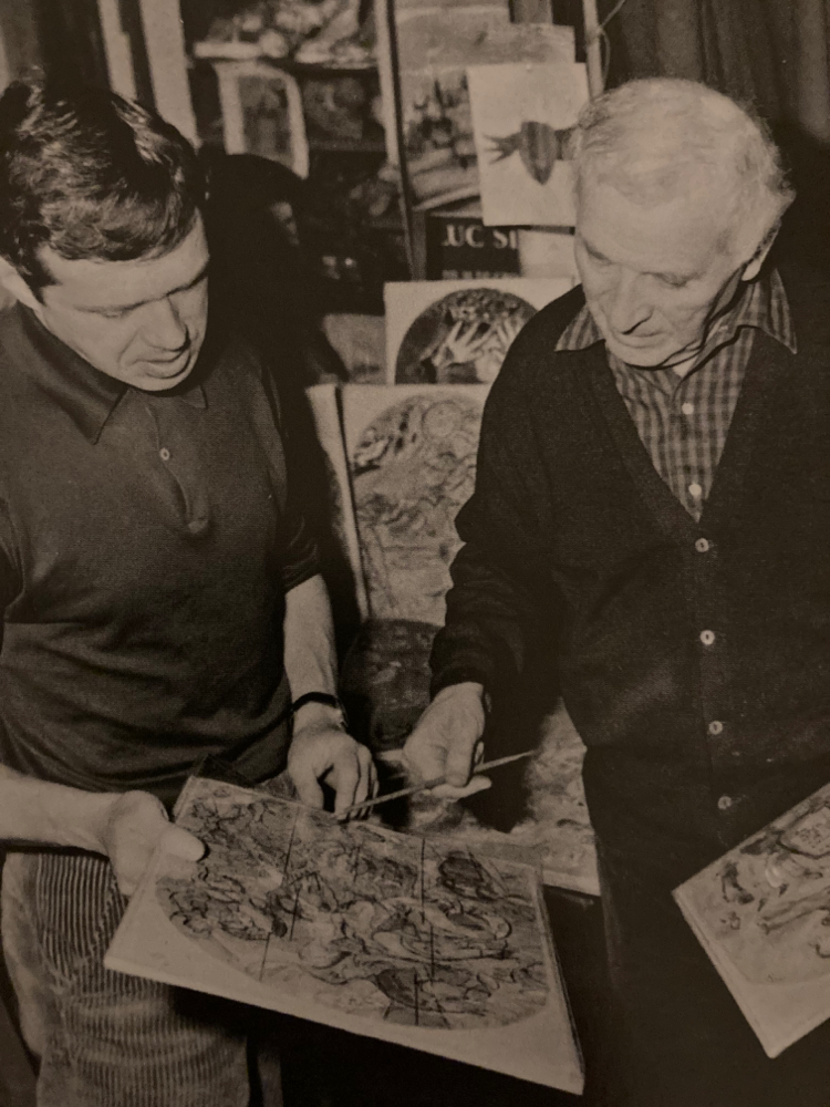 Charles Marc en Marc Chagall
