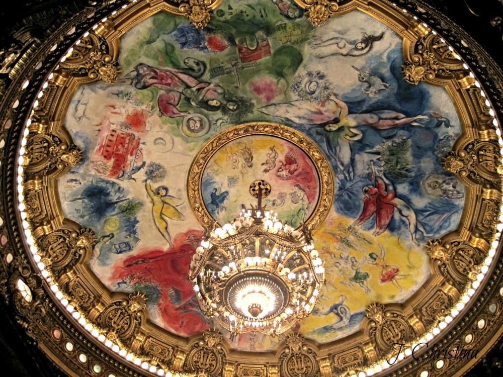 De opera van Parijs, 1964