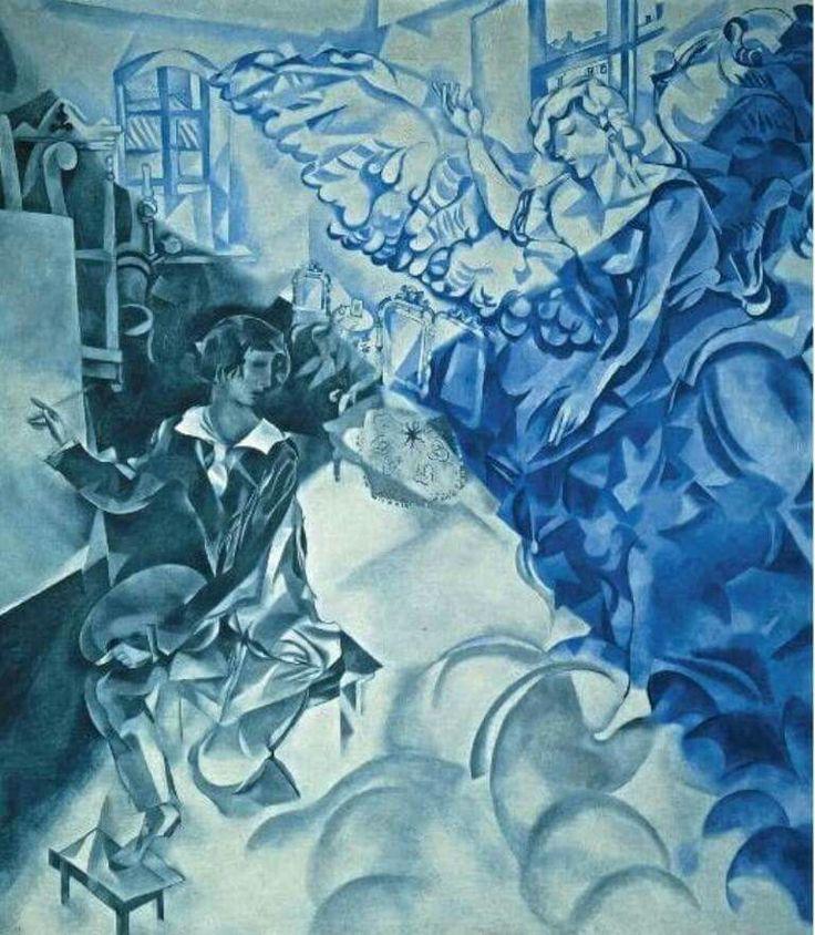 Chagall's droom in de gevangenis