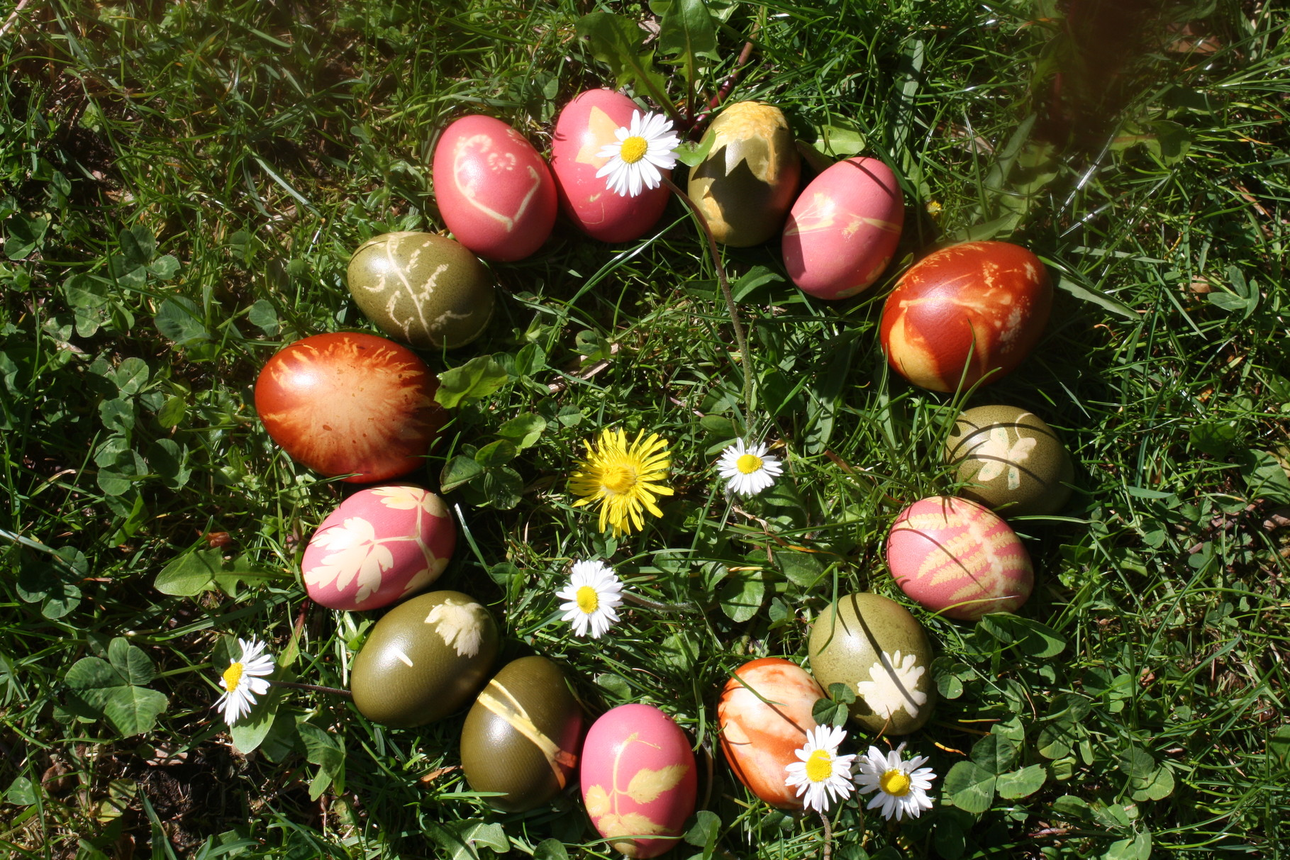 Fast immer Ostern