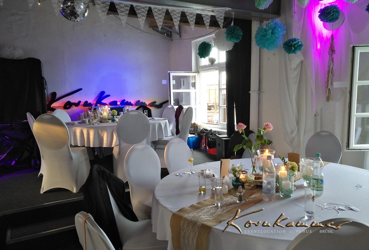 Hochzeit in der Kornkammer - kornkammer-bruehl