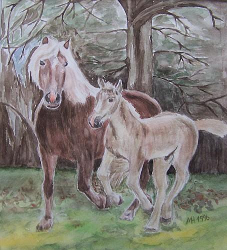 Pferde 1996