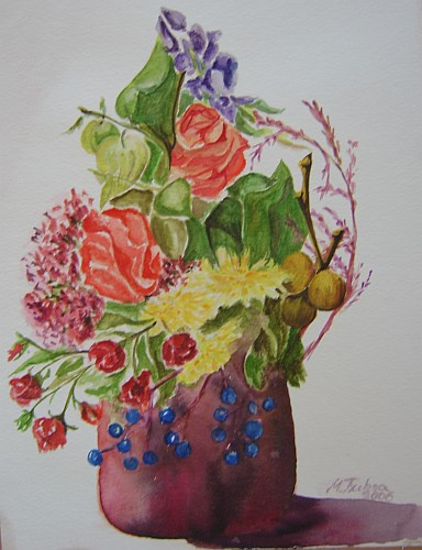 Blumengesteck 2006