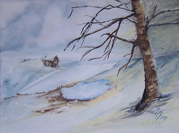 Winterlandschaft II 2011