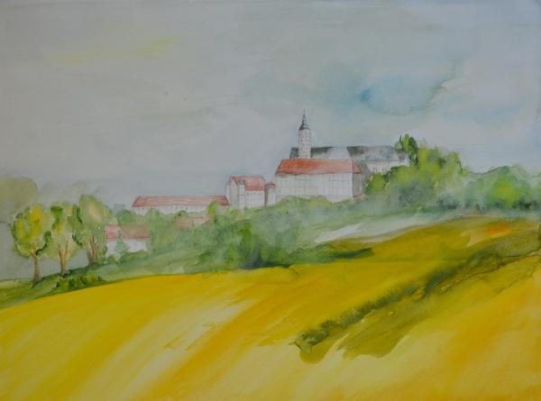 Kloster Neresheim 2015