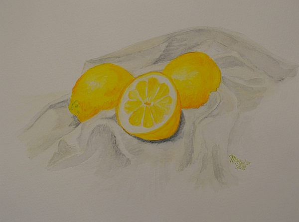 Zitronen 2018