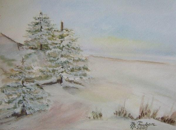 Winterlandschaft 2008